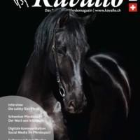 Kavallo 3/2020 ab 27.02.2020 am Kiosk oder in Ihrem Briefkasten.
