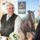 Pressezentrum West: Fahrsportexperte Daniel Würgler (l) im Gespräch mit Wolfgang Köhle, Perssesprecher der Messe Friedrichshafen