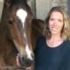 Giulia Meroni aus Rancate (auf dem Bild) und Jacques Perrin aus St-Imier. Die 1986 geborene Pferdewissenschafterin und Verhaltensökologin Giulia Meroni ist unter anderem als Pferdezüchterin und in der Verwaltung im familiären Landwirtschaftsbetrieb «San Martino» (Springpferdezucht SM) in Rancate tätig und hat im Springsport Prüfungen bis GP CSI3* absolviert.