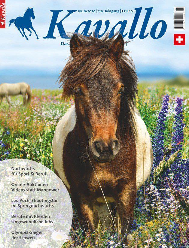 Kavallo Ausgabe 8_2020