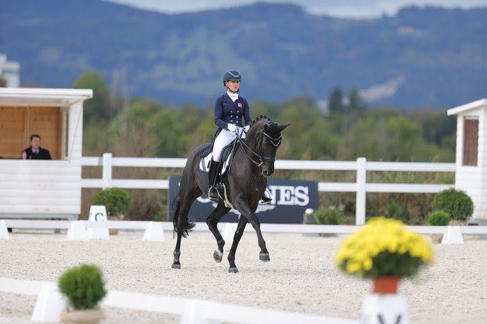 Estelle Wettstein gewinnt mit WEST SIDE STORY OLD die Schweizer Meisterschaft 2020 der Elite