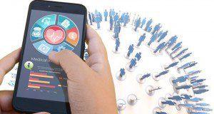 Eine Kontakt-Traicing-App für den Pferdesport. (CanStockPhoto/franckito)