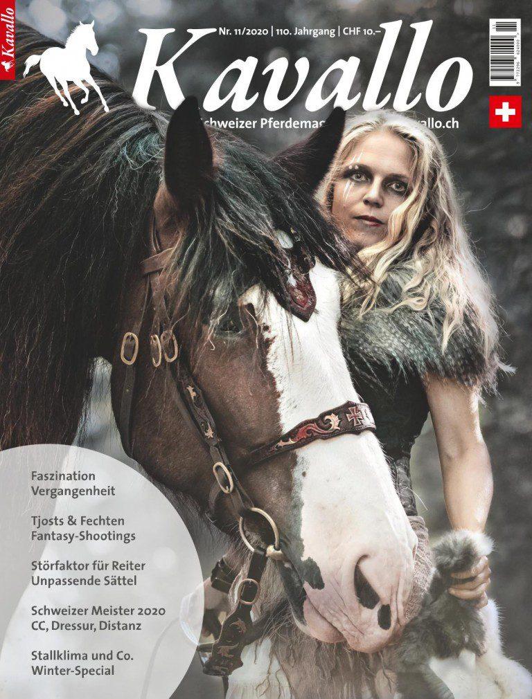 Kavallo Ausgabe 11/2020 - Faszination Vergangenheit