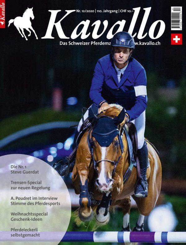 Einzelheft kaufen: Kavallo-Ausgabe Dezember 2020 - Weihnachts-Special