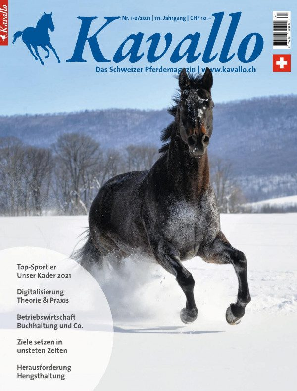 Kavallo-Magazin Januar - Februar 2021