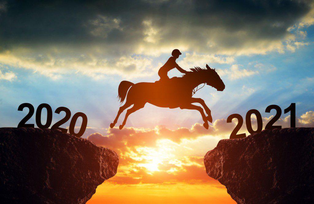 Einen guten Sprung ins 2021. (© Can Stock Photo / vencavolrab)