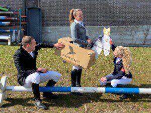 Auf dem Bild: Unsere Schweizer Spitzenathleten*innen Anna Jurt, Lea Egloff und Vital Müller starten an der JEM und können sich berechtigte Hoffnungen auf eine gute Platzierung machen. (zVg)