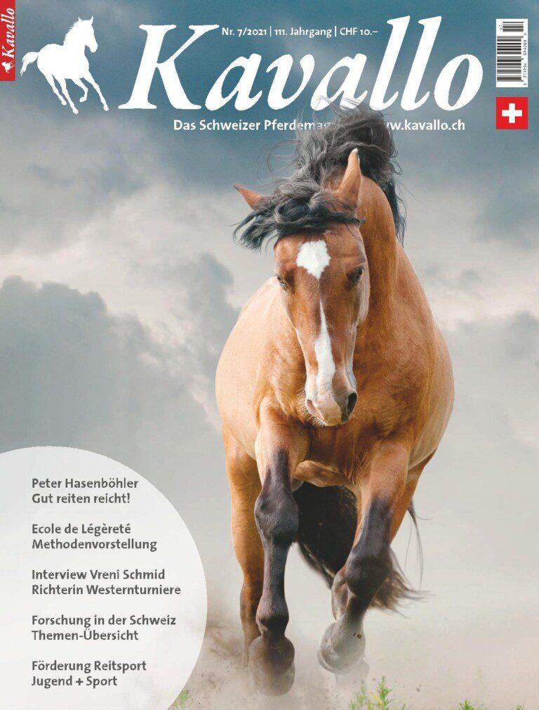 Kavallo Ausgabe 7_2021